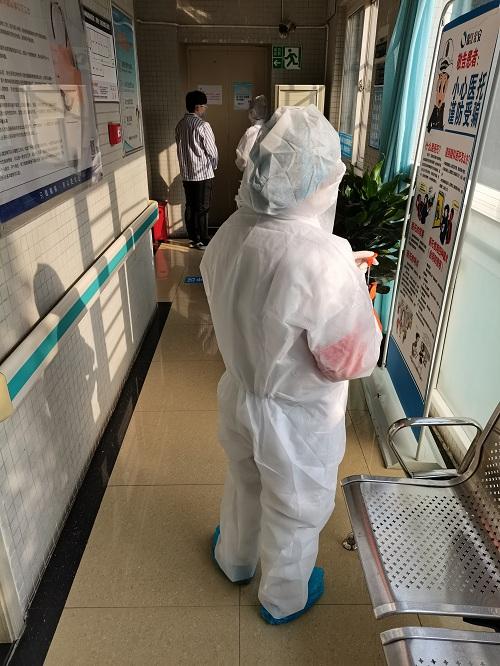 成都癫痫病医院新闻大事件:2020年12月19日上午,成都神康癫痫医院组织新冠肺炎应急预案演练